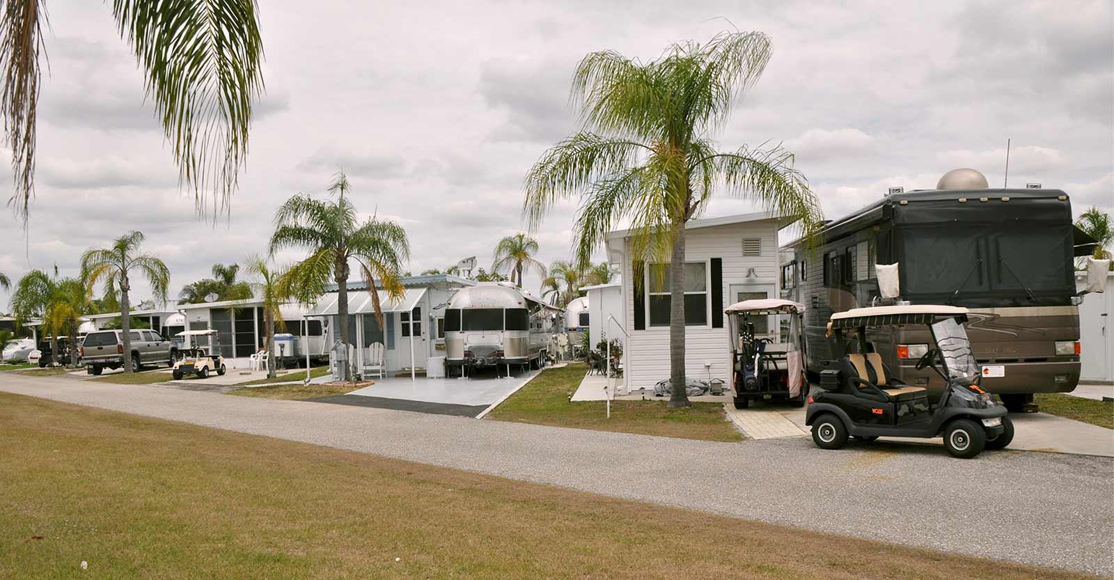 Paradise Park, Punta Gorda, Florida