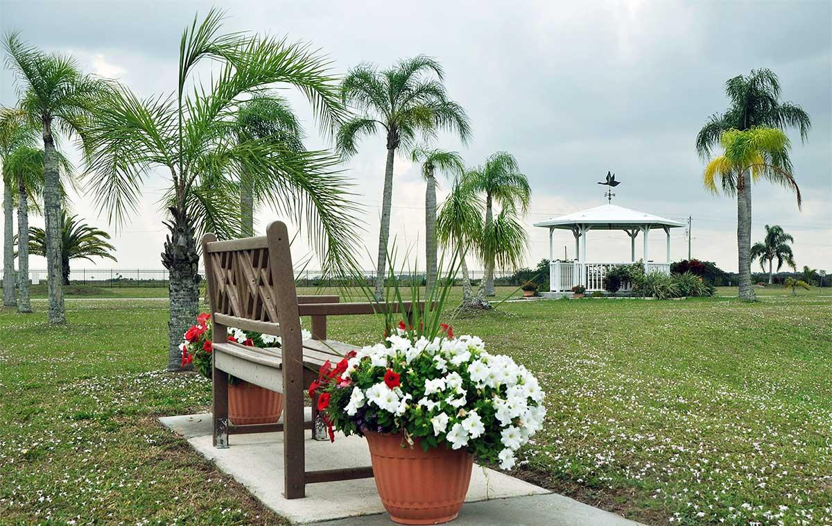Paradise Park Gazebo